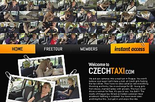 Czech Taxi Review
